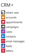 Dynamics CRM 2013 Windows Phone Client2